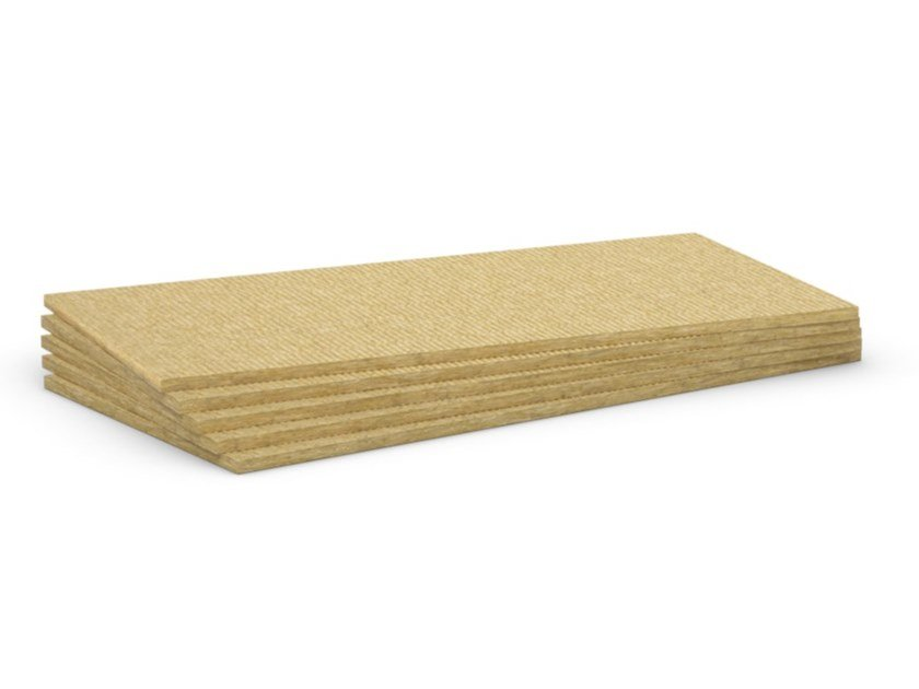 Other materials Thermal insulation panel FLOORROCK TE by ROCKWOOL ITALIA