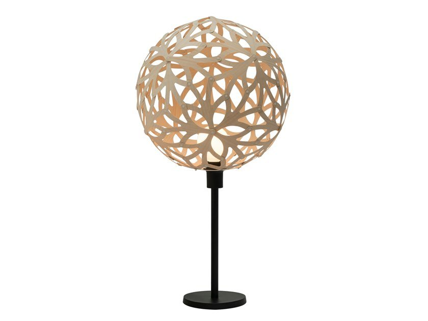 Table lamp FLORAL | Table lamp by David Trubridge