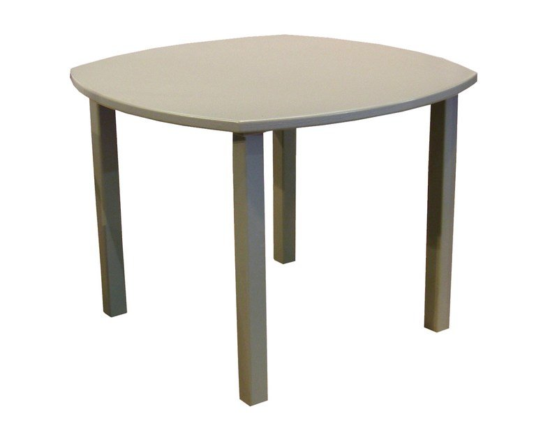 Square wooden Kids table FLORE & LUCY | Square Kids table by Mathy by Bols