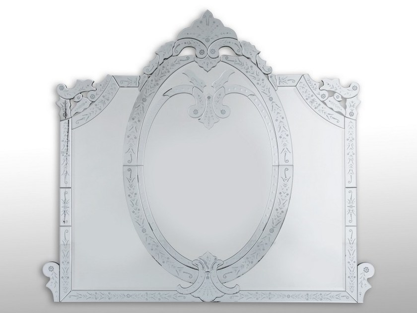 Wall-mounted mirror FLORENCE by KARE-DESIGN