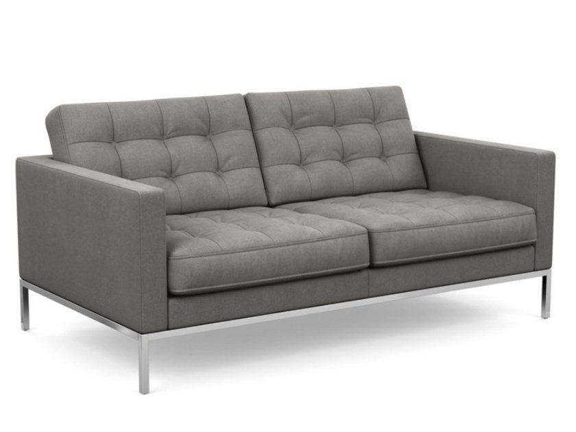 Tufted 2 seater sofa FLORENCE KNOLL RELAX | Tufted sofa by KNOLL
