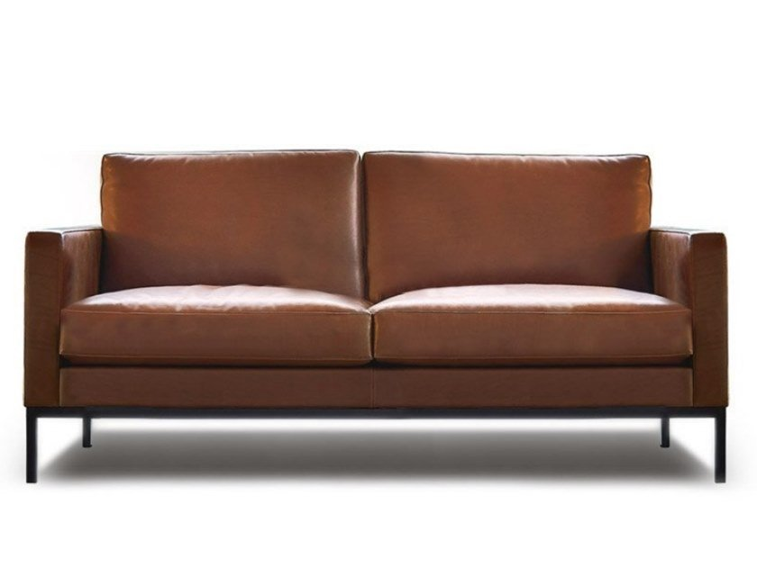 Florence Knoll Relax 2 Seater Sofa By