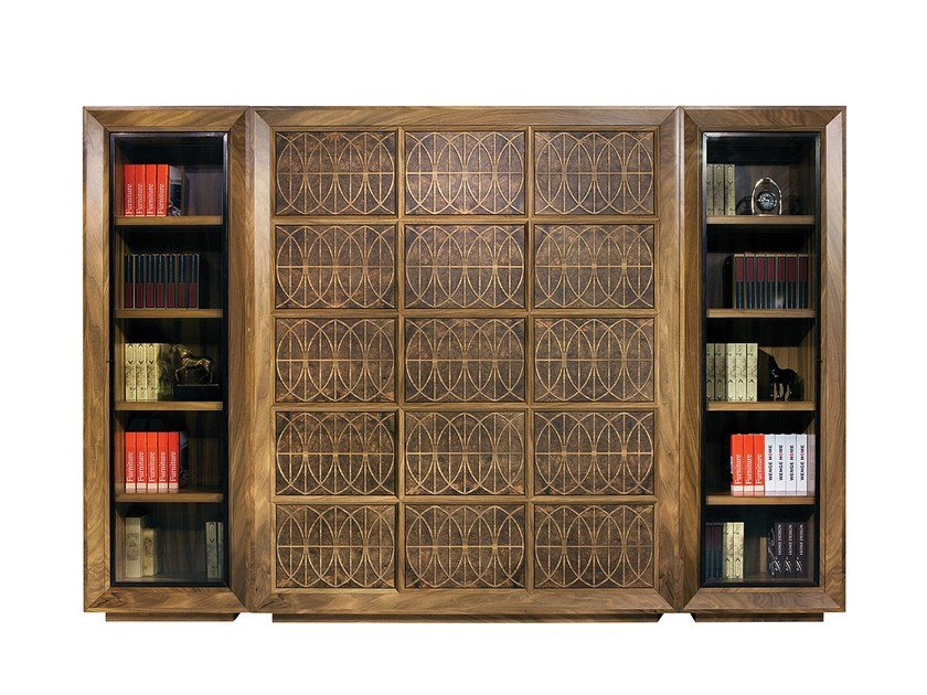Bookcase FLORENCE by Mobi