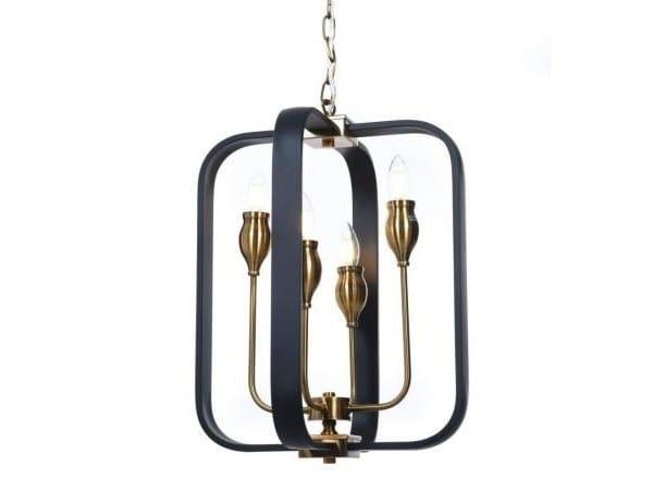 Lampada a sospensione a luce indiretta in metallo FLORIDA by Arrediorg.it®