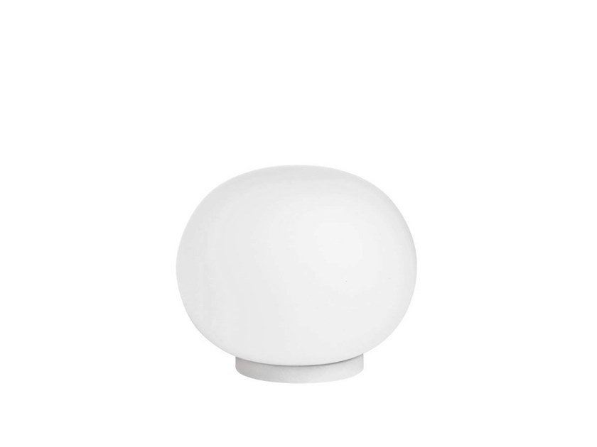 Lampada da tavolo FLOS - MINI GLO-BALL T White by Archiproducts.com