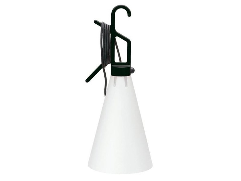 Table lamp FLOS - MAY DAY Black by Archiproducts.com