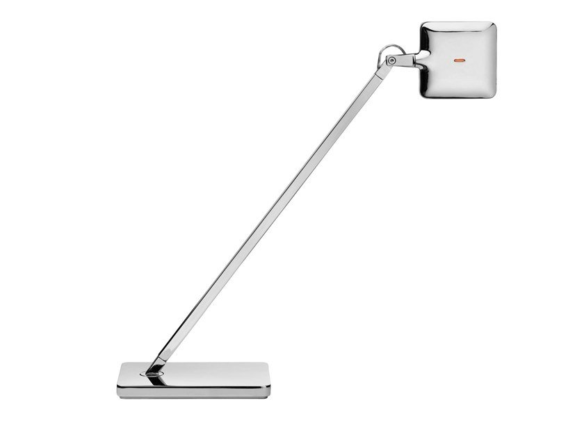 Table lamp FLOS - MINI KELVIN LED Chrome by Archiproducts.com