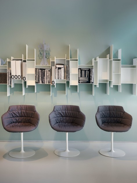 FLOW ARMCHAIR | Chair Flow Collection By MDF Italia design Jean ...