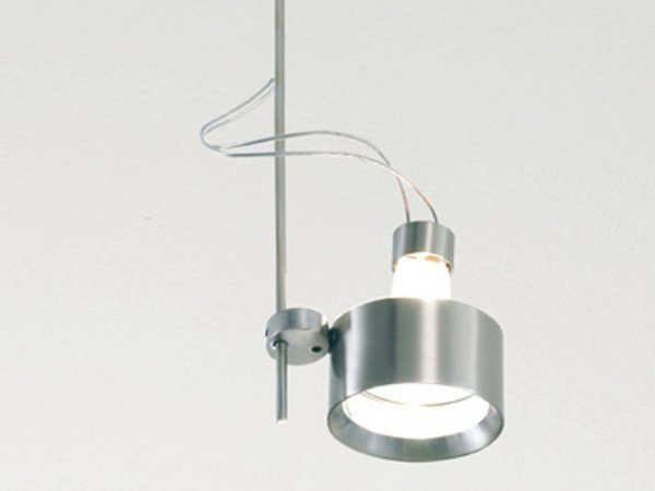 Adjustable metal spotlight with dimmer FLOW D by LUCIFERO'S