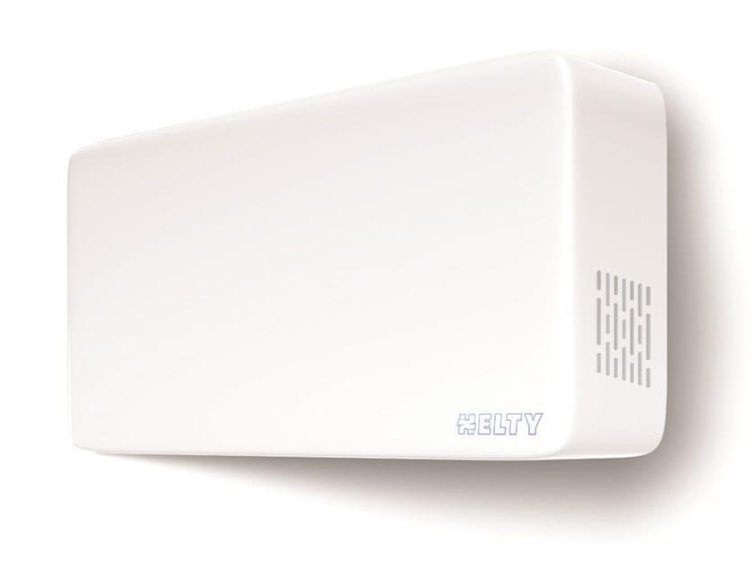 Impianti di ventilazione meccanica controllata FLOW EASY by Helty