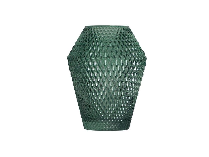 Glass vase FLOW by Specktrum