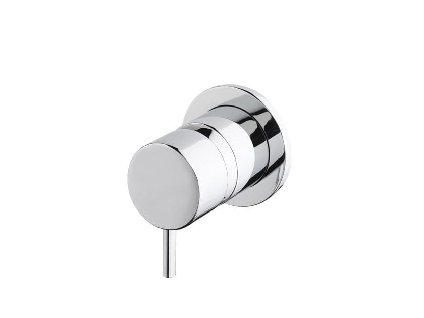 Chromed brass washbasin mixer FLOW T1.18B | Washbasin mixer by Water Evolution