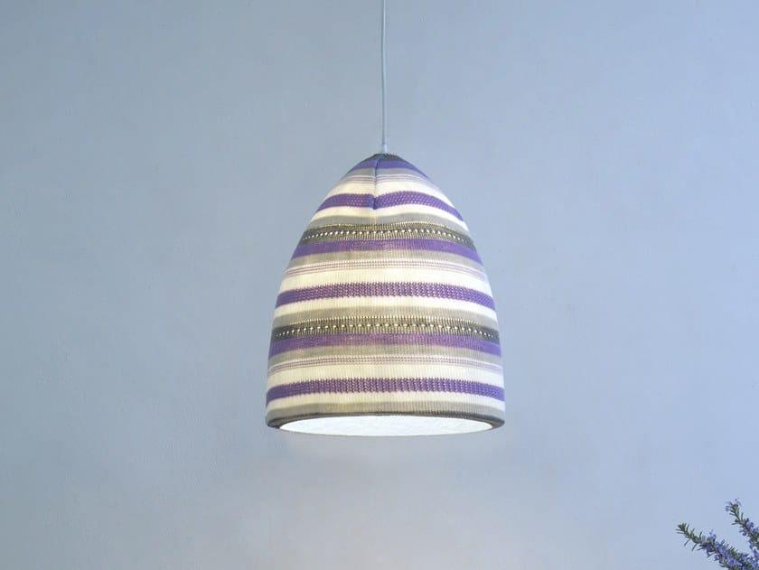 Pendant lamp FLOWER STRIPE | Pendant lamp by In-es.artdesign