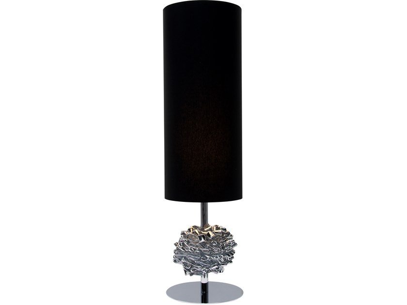 Direct-indirect light fabric table lamp FLOWERS FROM AMSTERDAM T1H by ILFARI