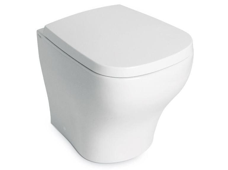 Ceramic toilet FLUIDA | Toilet by newform