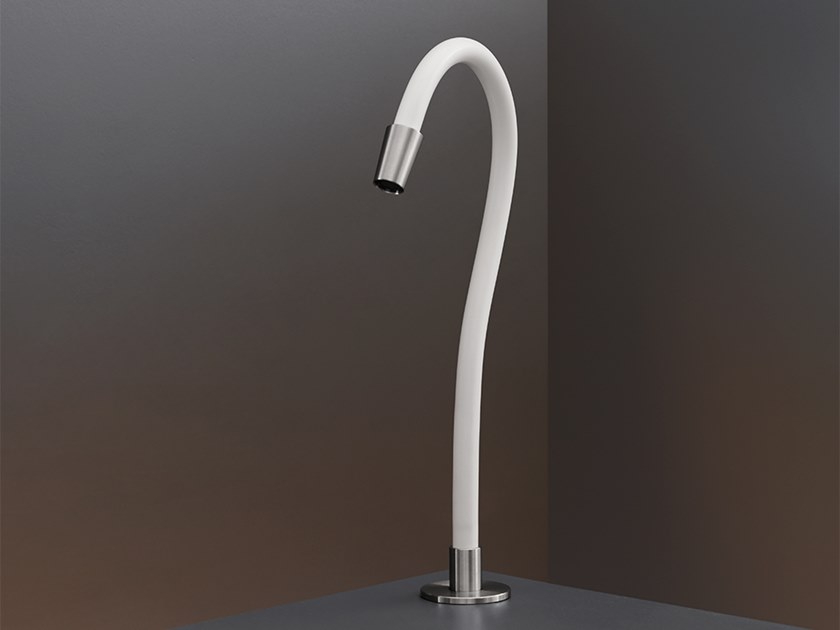 Deck mounted flexible spout FLX 04 by Ceadesign