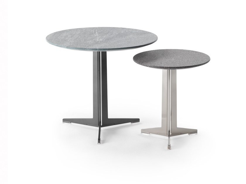 FLY | Table basse ronde Collection Fly By FLEXFORM design ...