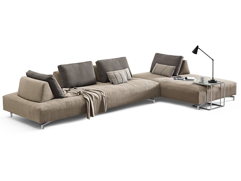 Catalogo Divani Max Relax.Fly Light Sectional Sofa By Dema