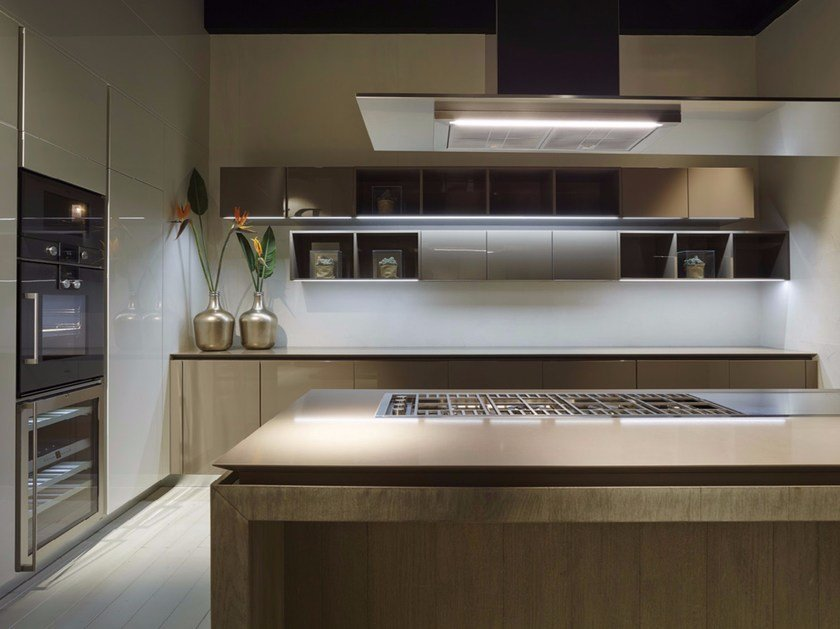 FLY | Cucina in rovere By RIFRA