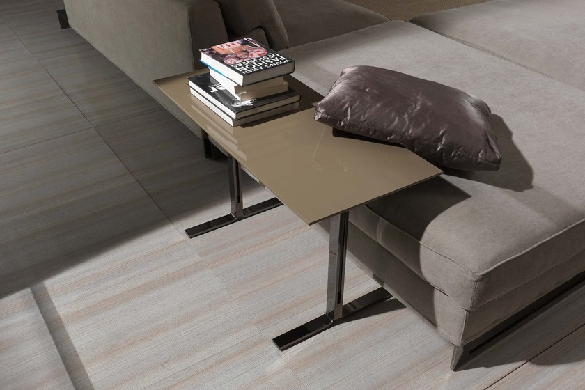 Rectangular wooden coffee table FLY | Rectangular coffee table by Frigerio Salotti
