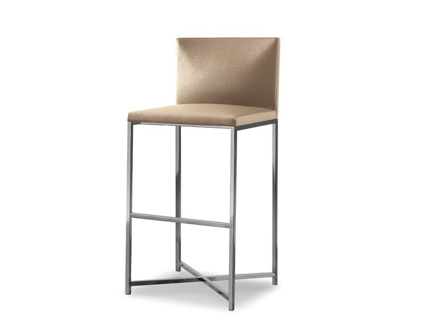 Chair FLYNT STOOL by Minotti