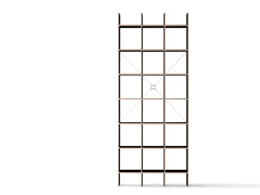 Open shelving unit FNP by Nils Holger Moormann