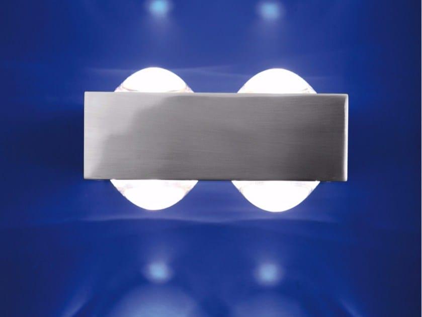 Applique in metallo FOCUS 150 by Top Light