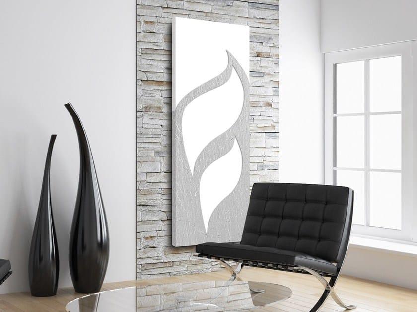 Heizkörper / Designheizkörper aus Aluminium FOGLIA D\'ARGENTO By ...