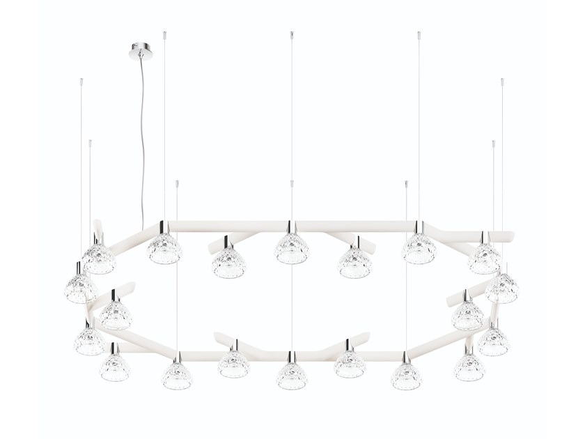 Folia 20 Lights By Saint Louis Design Noé Duchaufour