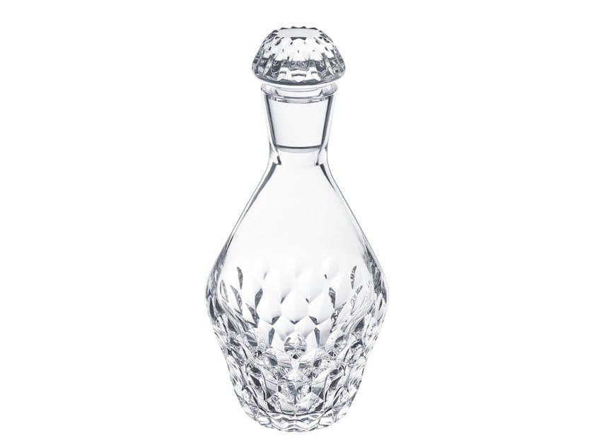 Bottiglia in vetro FOLIA | Bottiglia by Saint-Louis