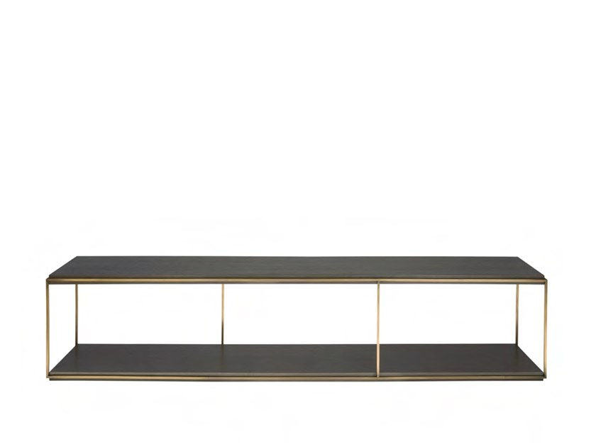 Low rectangular side table FOND | Low coffee table by HC28