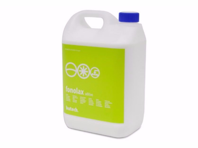 Additive for cement-based adhesives FONOLAX by Butech