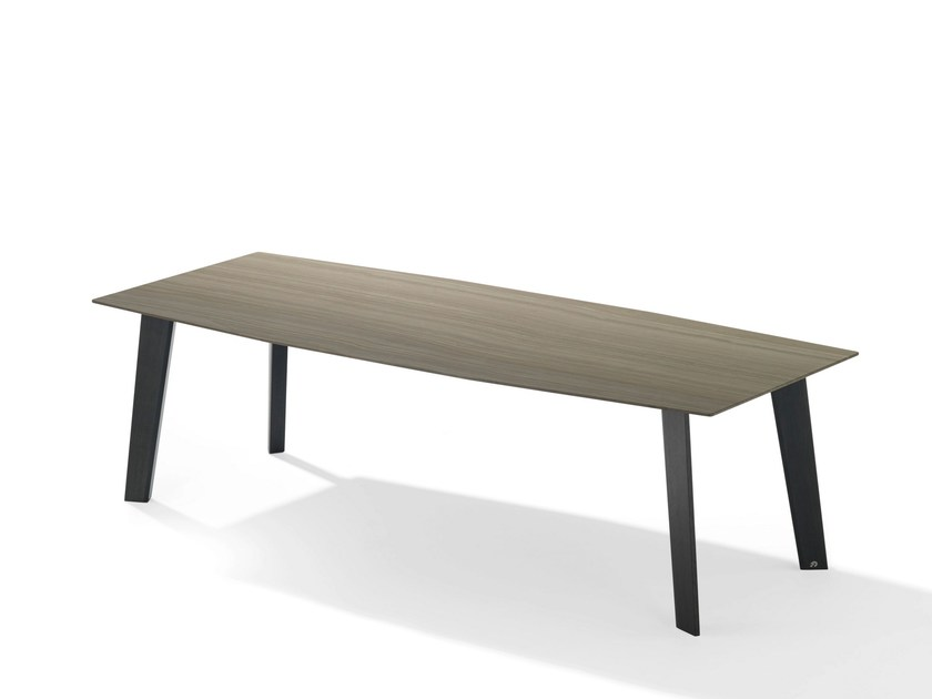 Natural stone dining table FONTANA | Rectangular table by Draenert