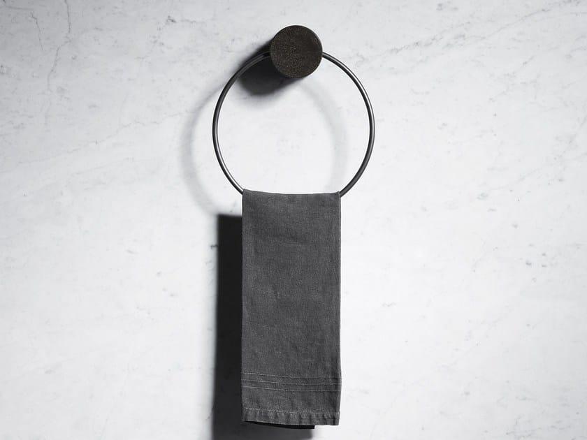 Anillo de toalla de mármol FONTANE BIANCHE | Anillo de toalla by SALVATORI