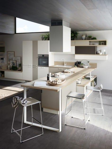 Cucina componibile FOODSHELF - Scavolini
