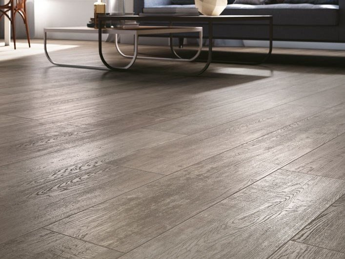 Porcelain stoneware wall/floor tiles with wood effect FOREST - CEMBRO by COTTO D'ESTE