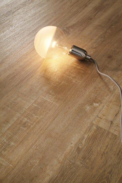 Pavimento in gres porcellanato effetto legno FOREST By COTTO D'ESTE