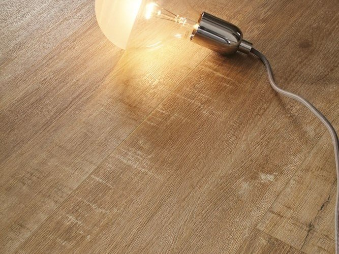 Porcelain stoneware wall/floor tiles with wood effect FOREST - ROVERE by COTTO D'ESTE