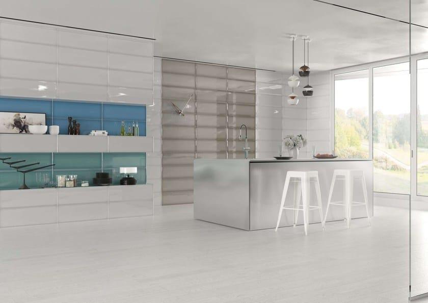 Rivestimento Esterno In Legno Per Case : Pavimento rivestimento effetto legno per interni ed esterni