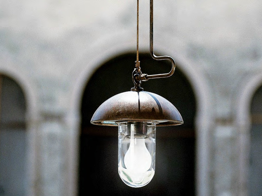 Metal pendant lamp FORESTERIA | Pendant lamp by Aldo Bernardi