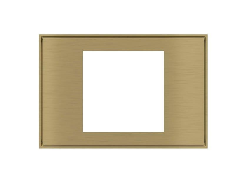 Wall plate FORM Rectangular plate by Ekinex