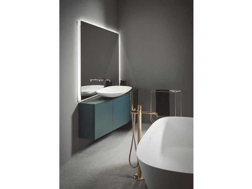 Bathroom furniture set FORMA | Bathroom furniture set by INBANI