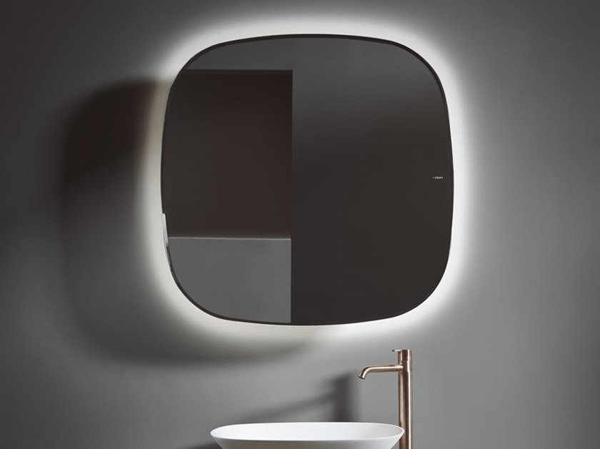 Wall Mounted Bathroom Mirror FORMA | Mirror By INBANI