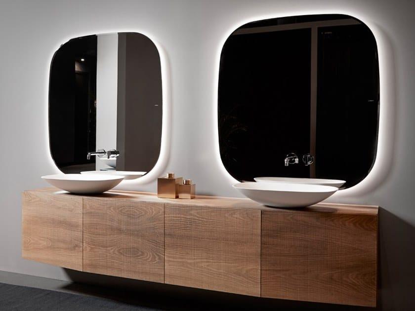FORMA | Wooden vanity unit
