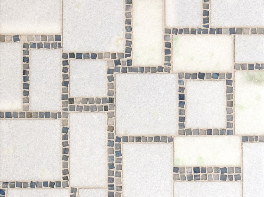 Marble mosaic FORME by FRIUL MOSAIC