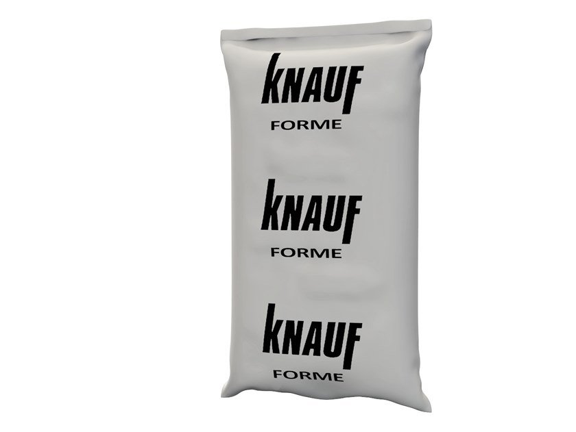Expanded clay FORME by Knauf Italia