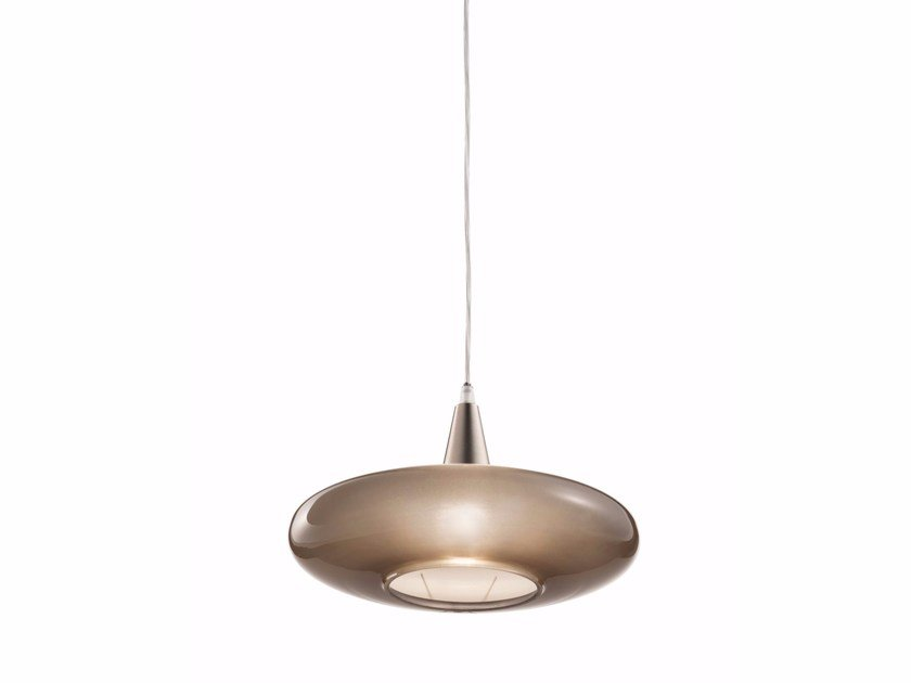 Murano glass pendant lamp FORME LS 620 by Siru