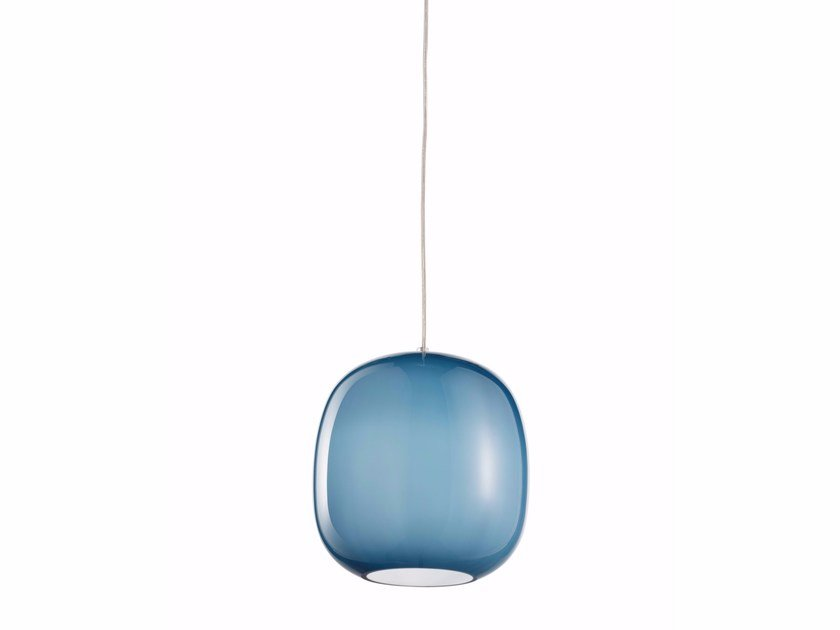 Murano glass pendant lamp FORME LS 625 by Siru