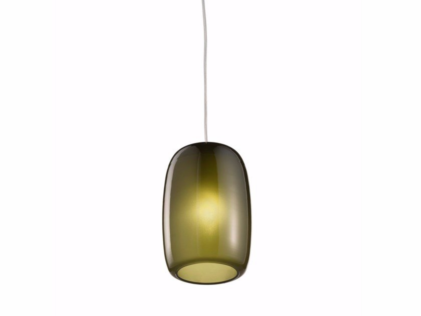 Murano glass pendant lamp FORME LS 626 by Siru