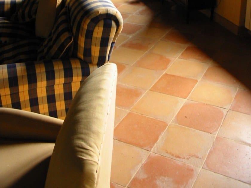 Pavimento/rivestimento in cotto per interni ed esterni FORME PIANE ...